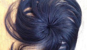 人毛ヘアピース口コミ!ヘアピースとは白髪隠しや和装用、オシャレや身だしなみのために気軽に使える